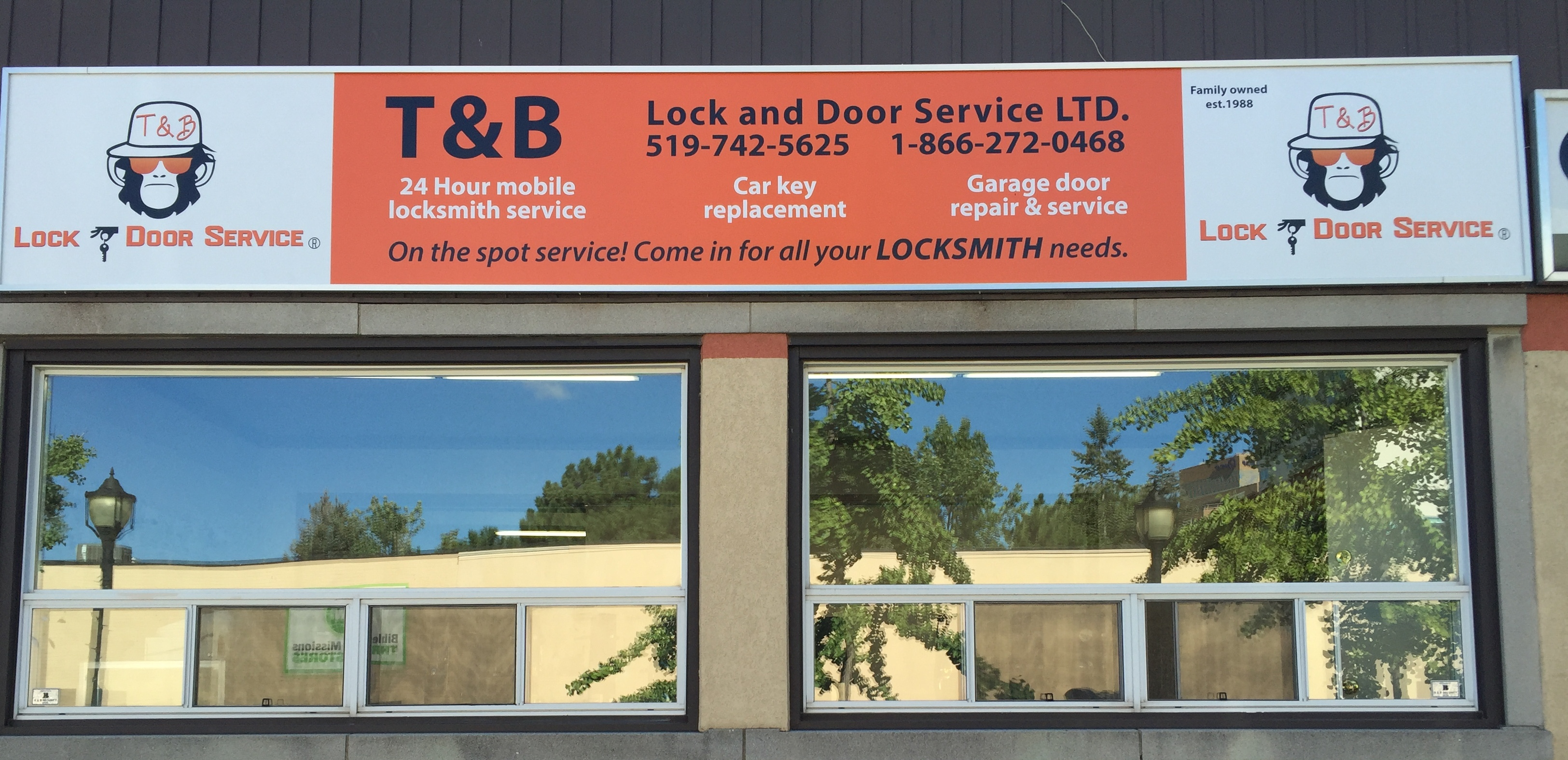 Downtown Kitchener Locksmith