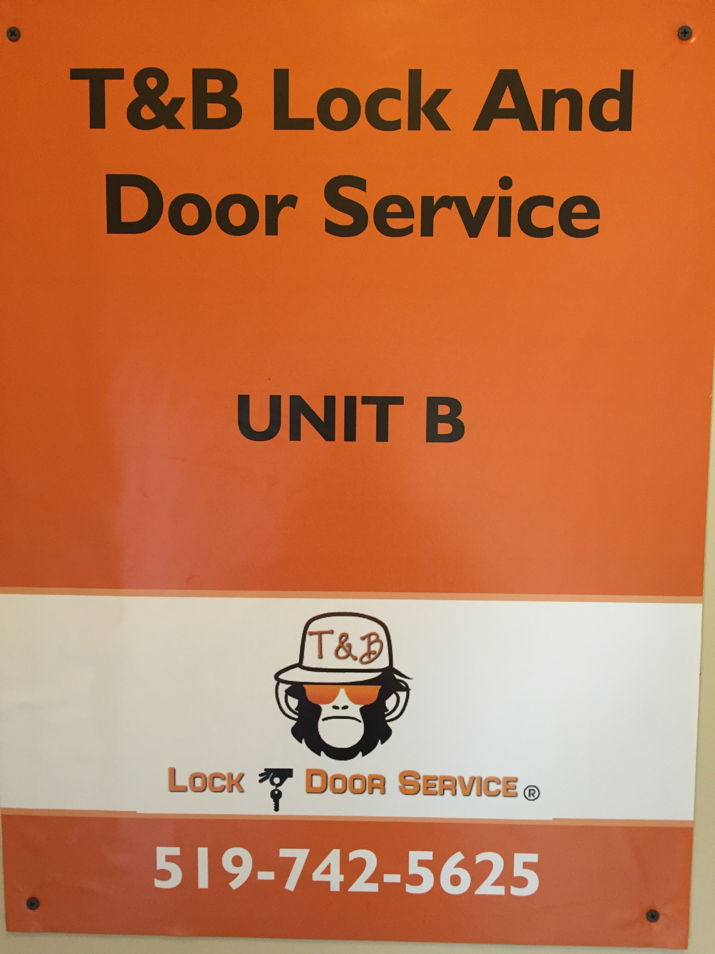 Locksmith Services Kitchener